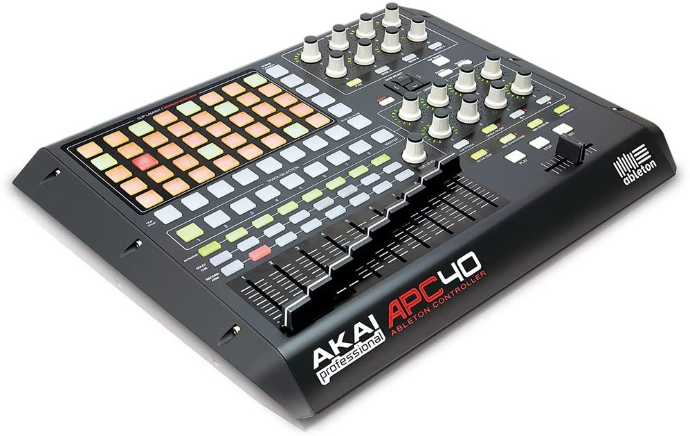B001T9O60Q Akai Pro APC40 Ableton Controller 61raEEmm3pL.SL1024_