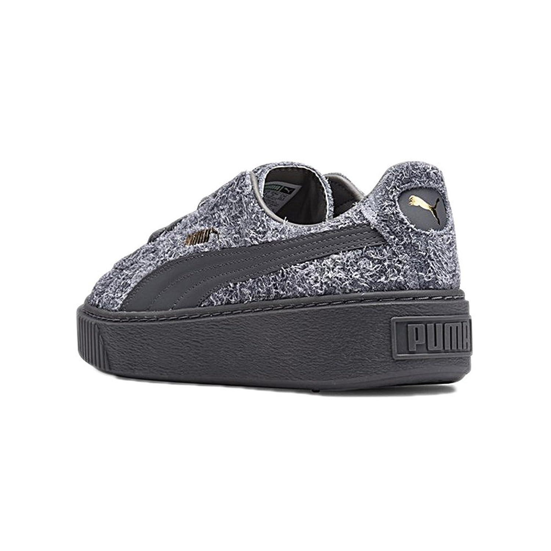 scarpe puma suede platform elementar