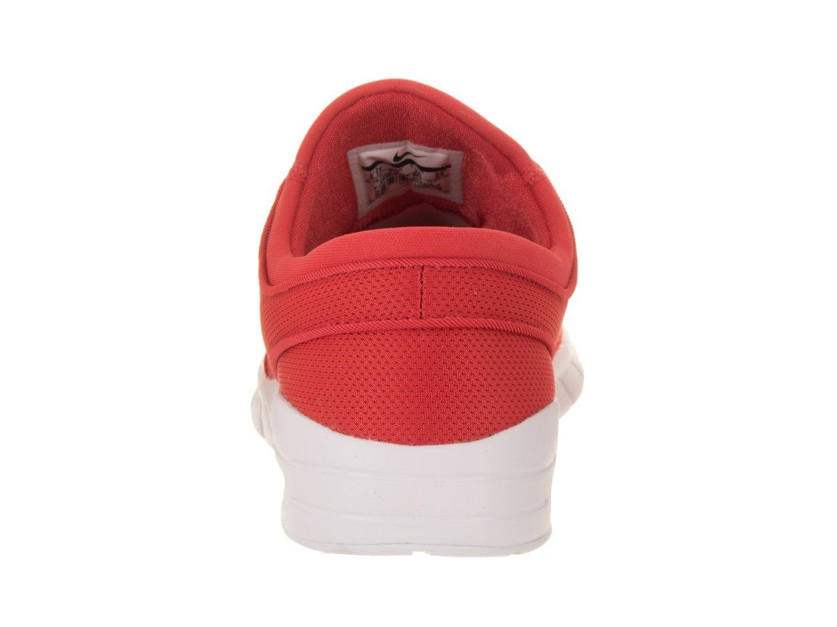 NIKE Kids Stefan Janoski Max (GS) Skate Shoe B00CBCJA2O 5.5 M US Big Kids Track Red/Cedar-white