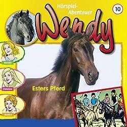 Esters Pferd (Wendy 10)