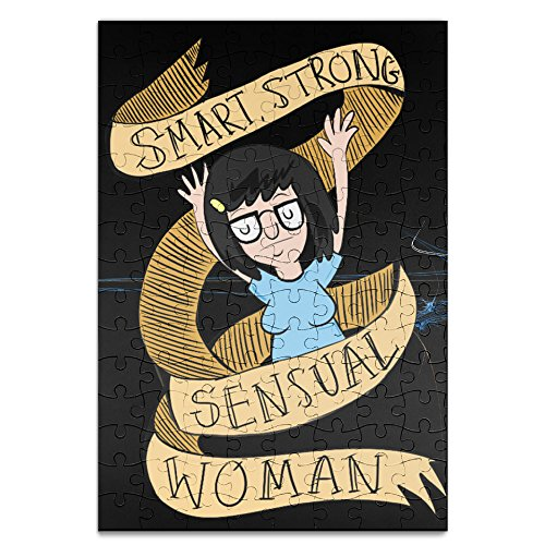 falking-tina-belcher-women-jigsaw-puzzle-picture-print-120-piece-jigsaw-puzzle-a4-size