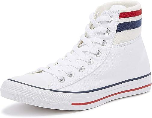 Converse, CTAS Classic White 164658C, Baskets Blanches pour ...