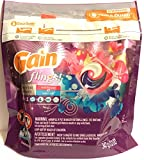 Gain Flings Laundry Detergent Pods - Scent Duet - Wildflower & Waterfall - 12 Count Pods Per Package - Pack of 2