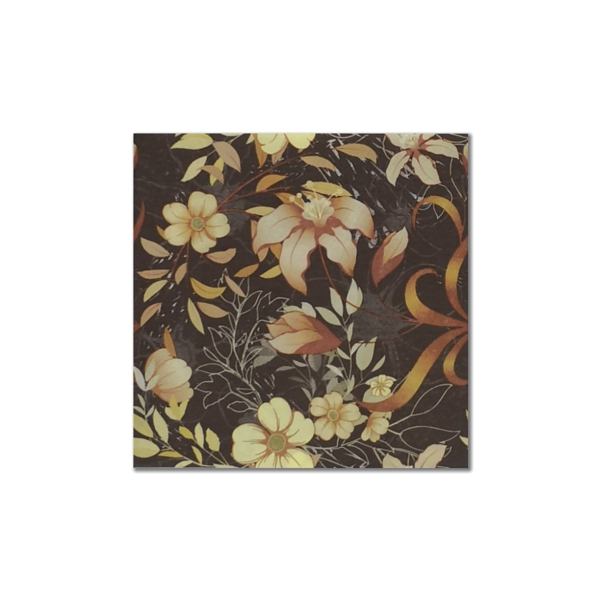 Printed Disposable Paper Napkins (3 Assorted Designs, 20-Count Each, Total: 60-Count) by Boudicca's (Image #3)