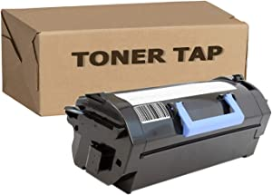 Toner Tap for Dell S5830dn, S5830 Compatible with 2JX96, 593-BBYS (25,000 pgs) High Yield Black Toner