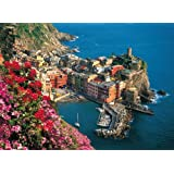 Clementoni 34514 'Vernazza' Jigsaw Puzzle 4,000 Pieces