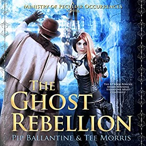 The Ghost Rebellion Audiobook