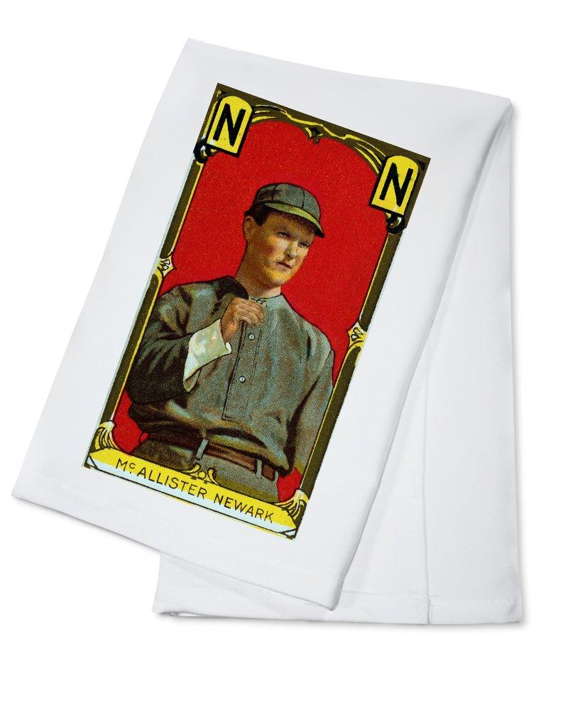 Neward Easternリーグ – ルイスMcAllister – 野球カード Cotton Towel LANT-23453-TL Cotton Towel  B0184BKFO2