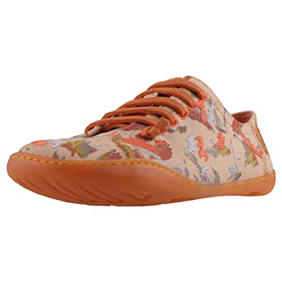 d990e2067cd Amazon.com | Camper Twins Womens Shoes Orange Gum - 42 EU | Flats