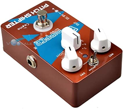 CP-36 Pedal de efectos de guitarra, cambio de paso Big Dipper ...