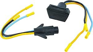 attwood 7622-7 3-Wire 12V/24V Trolling Motor Connector, 10 Gauge