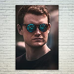 Westlake Art - Poster Print Wall Art - Sunglasses Man - Modern Picture Photography Home Decor Office Birthday Gift - Unframed - 12x18in (od9 d8c)