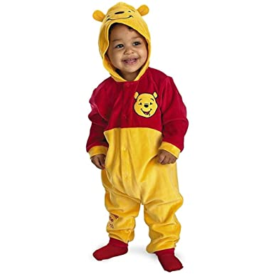 8f32ad800420 Amazon.com  Winnie The Pooh Infant Costume  Clothing