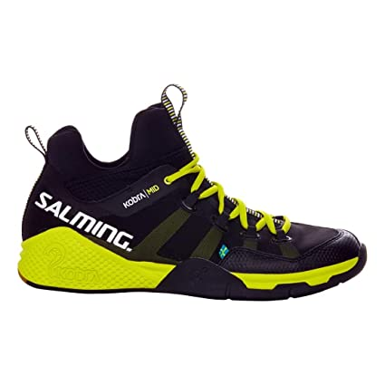 3001bbc56147 Amazon.com  Salming Mens Kobra Squash Indoor Court Sports Mid Top ...