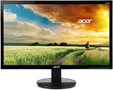 "Acer K2 Series K242HQL 23.6"" FHD Display Monitor 1920x1080 VGA DVI HDMI"