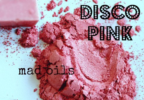 Pink Mica Coloring Powder -