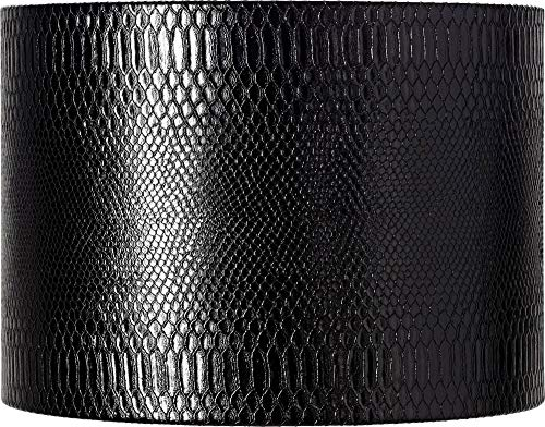 (Reptile Print Shade with Silver Lining 15x15x11 (Spider) - Springcrest)