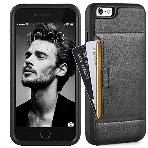 iphone ZVE Protective Leather inch Black