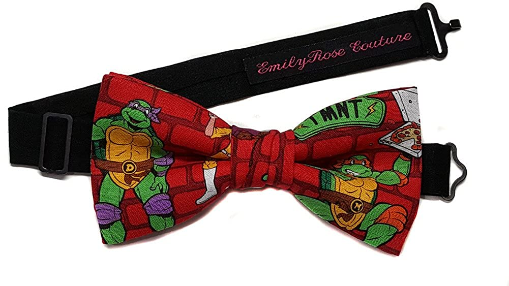 EmilyRose Couture Star Wars-Super Heroes-Sci Fi-Transformers-Batman-Superman Bow Ties (Group 3)