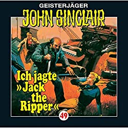 Ich jagte Jack the Ripper (John Sinclair 49)