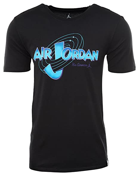 0e6eb1add97b Amazon.com  Jordan Retro 11 Space Jam T-Shirt Mens Style  823718-010 ...