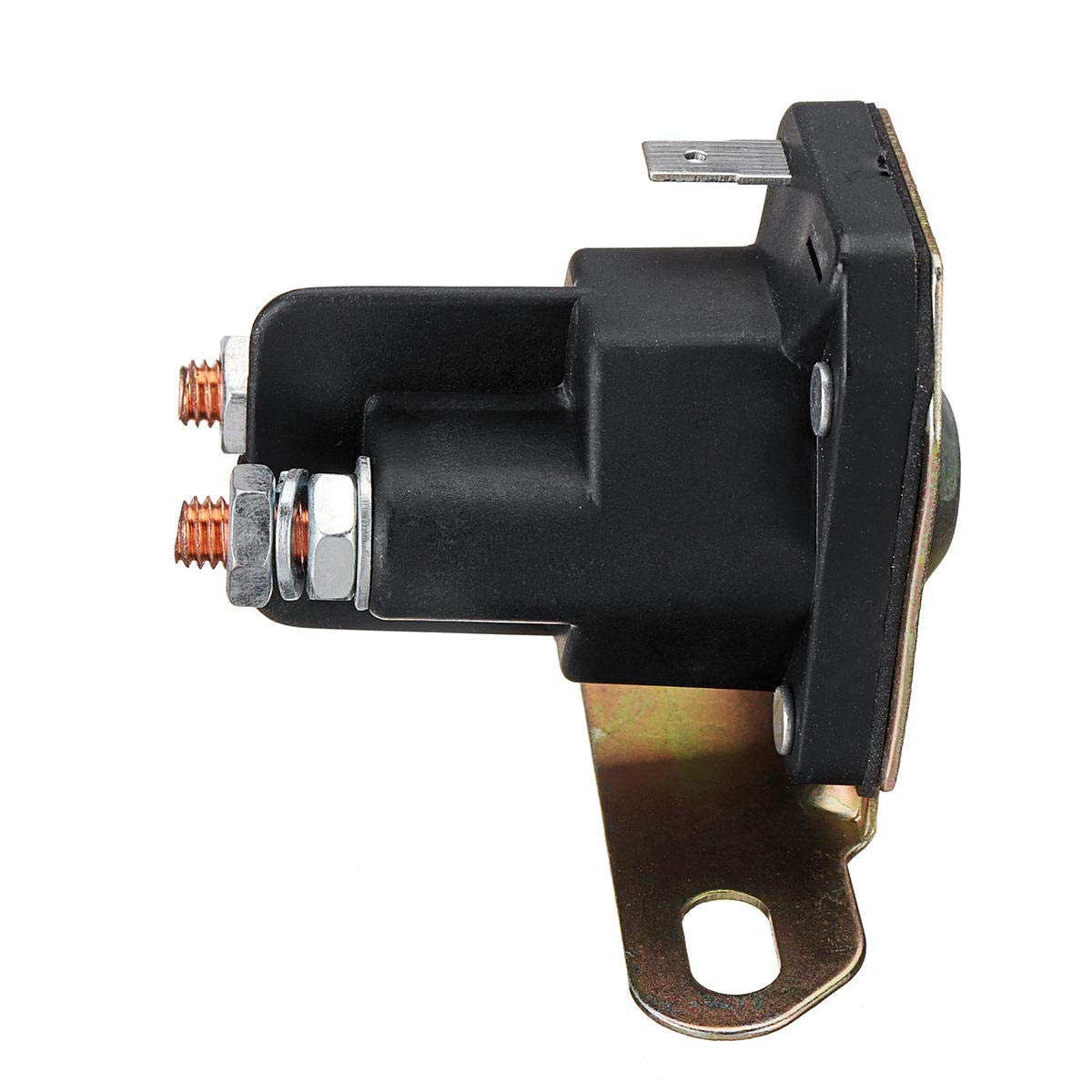 RENCALO 12-V-Magnetrelaisschalter f/ür Trombetta 812-1211-211 9326519 932651WR 93265WR