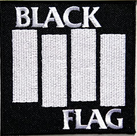 BLACK FLAG Logo Punk Rock Heavy Metal Music Band Jacket shirt hat blanket backpack T (Black Metal Music Band)