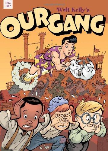 Our Gang Volume 4 (Walt Kelly's Our Gang) ePub fb2 ebook
