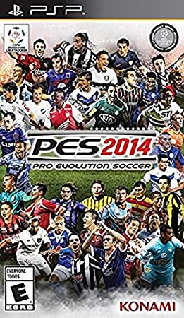 Pro Evolution Soccer 2014 PSP