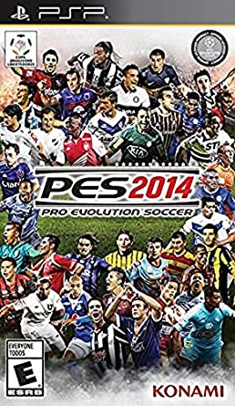 3258dc7bd1e2e Image Unavailable. Image not available for. Colour  Pro Evolution Soccer  2014 PSP