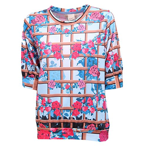 Donna Guttha Woman 0217r Sweatshirt Multicolore Multicolor Felpa RFCx5