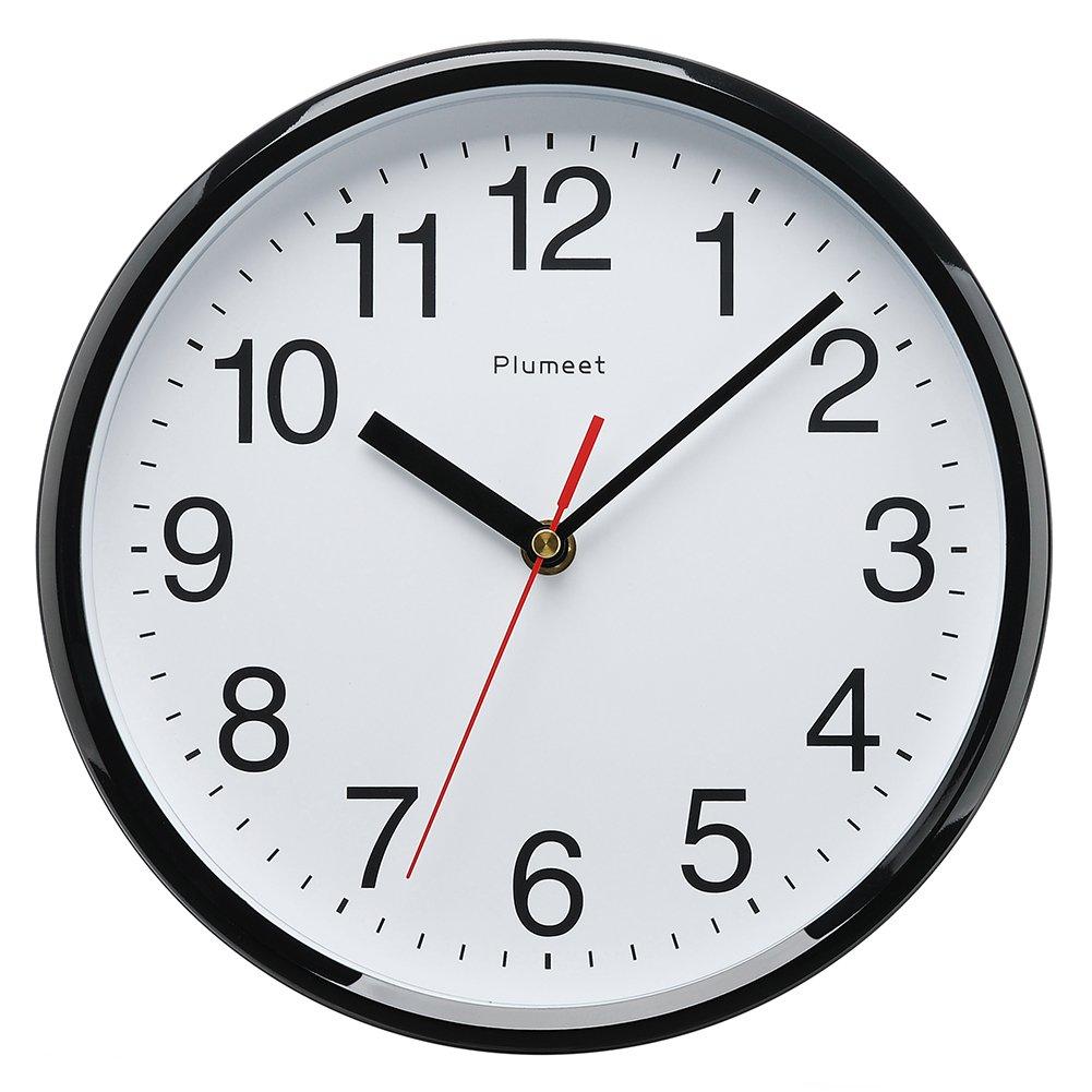 Wall Clock Modern Design Amazon Com