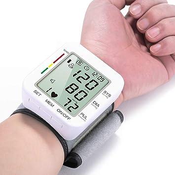 Amazon.com: Monitor de presión arterial, brazo superior ...