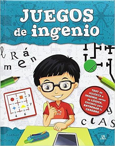 JUEGOS DE INGENIO - TESTS DE LOGICA