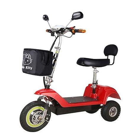 CYGGL Vehículo eléctrico de Tres Ruedas Adecuado para el ...
