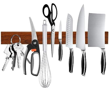 Amazon.com: Ouddy - Soporte magnético para cuchillos de 16 ...