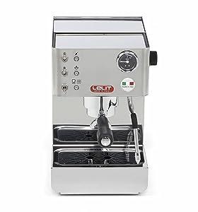 Lelit Espressomaschinen mit Siebträger Anna PL 41LEM