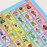 Anpanman educational puzzle Hiragana (japan import) by Sun-Star Stationery