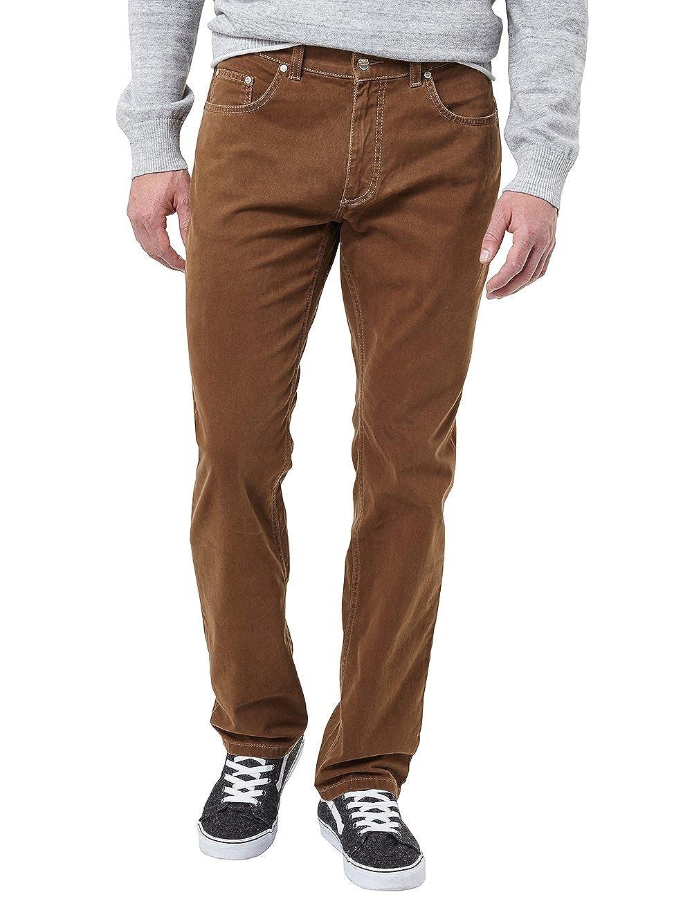 TALLA 33W / 34L. Pioneer Ron, Pantalones para Hombre