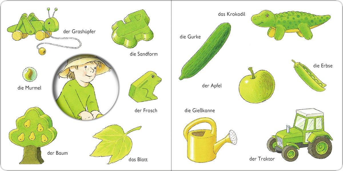 Mein erstes Gucklochbuch: Farben: Amazon.de: Klaus Bliesener: Bücher