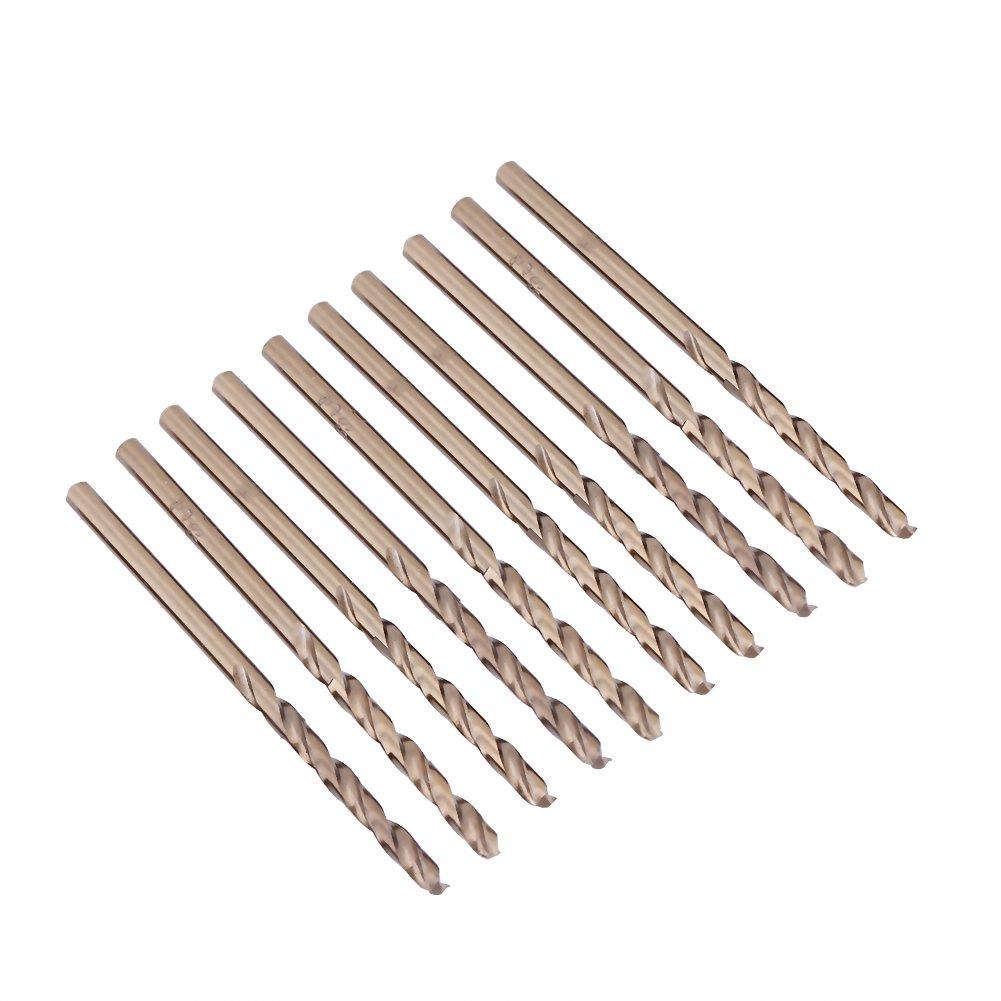 M35 Cobalt Spiralbohrer Set HSS-CO Bohrer Set 1.0-5.0MM Zum Bohren Auf Edelstahl 3mm
