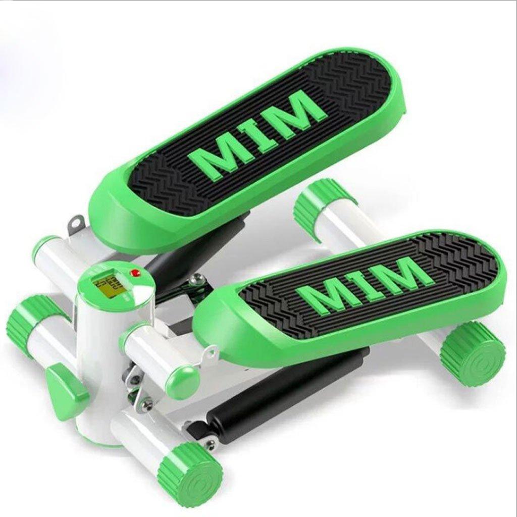 TB Stepper Mini-Stepper mit LCD-Konsole Kalorienzähler, aerobe Schritt Höhe einstellbar, leicht und tragbar, einfach zu Speichern