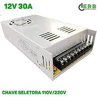 Fonte Chaveada Luatek LKF-3012 30A 360W 12V