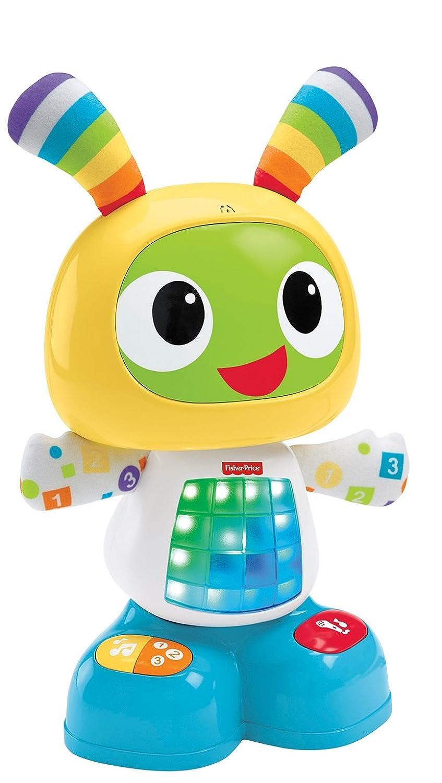Fisher Price Robot Robi robot de aprendizaje bebé Mattel CGV