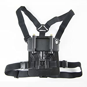 READYACTION Sport Smartphone/Camera Chest Harness