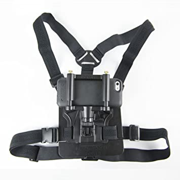 Amazon.com: READYACTION Sport Smartphone/Camera Chest Harness ...