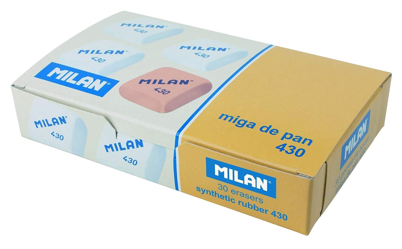 d920f487937 Milan 430 - Caja de 30 gomas de borrar