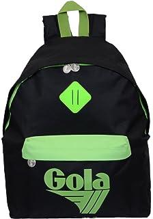 040b97ae67 Zaino Gola Harlow Neon - 42x33x14 cm - CUB139 - Navy/Neon Green