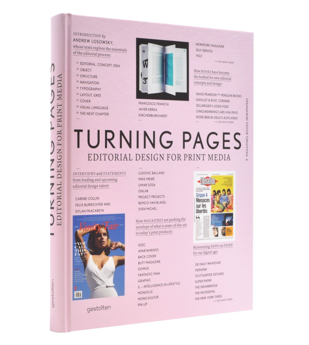 Book pdf design