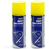 2 x Keilriemen-Spray Antriebsriemen Spray 200ml MANNOL